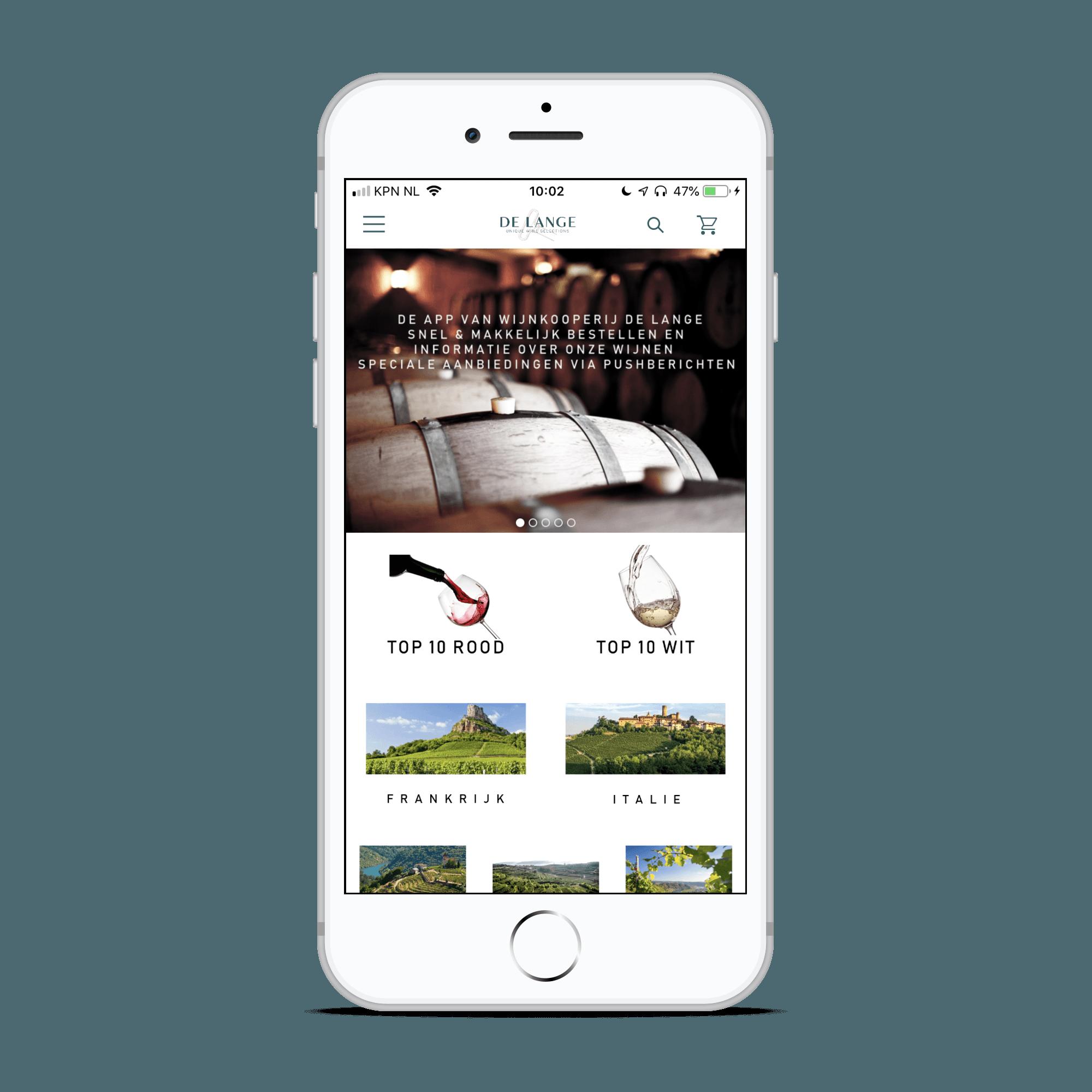 JMango360 Mobile Commerce Apps - start building your app for