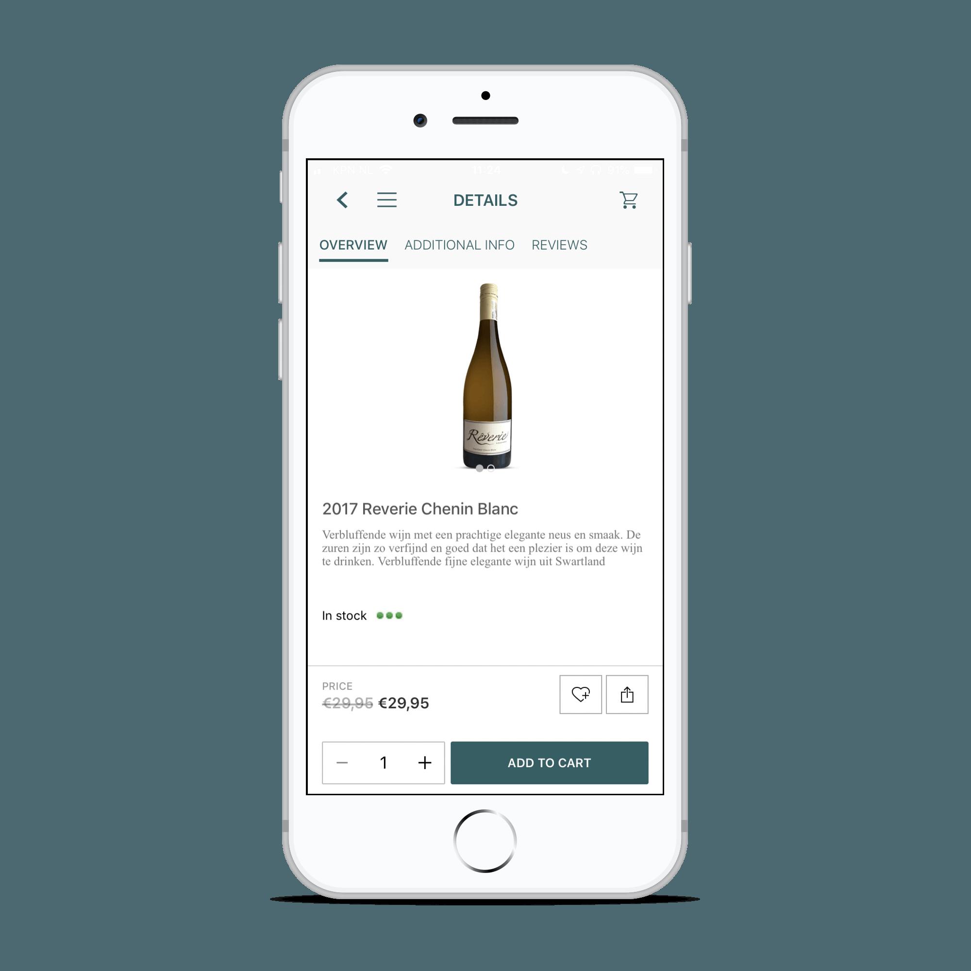 Unique Wines - Wijnkoperij De Lange
