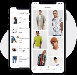 B2C Shopping Apps