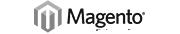 Logo Magento grey JMango360 Partner platform ecommerce
