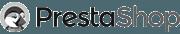 PrestaShop logo JMango360 Grey