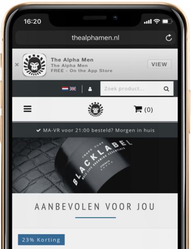 smart-app-banner-the-alpha-men