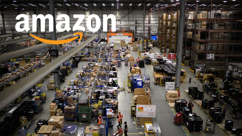 Amazon to the Netherlands