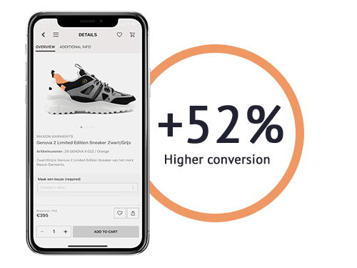 m-commerce app examples